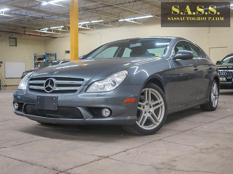 Used 2009 Mercedes Benz Cls550 Guelph Kitchener Waterloo